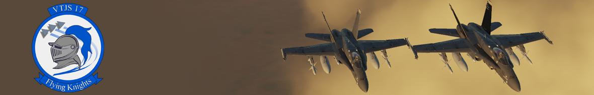 virtuelle taktische Jagdstaffel 17